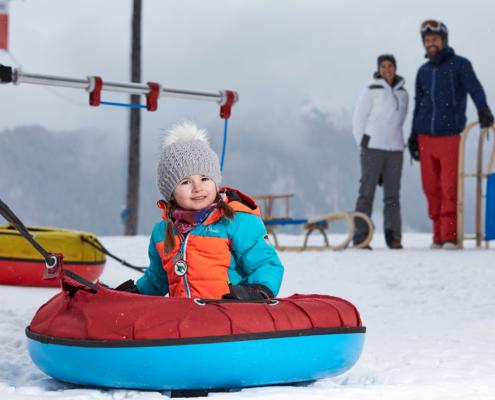 Winter in Kappl - Ferienwohnung
